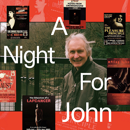 A Night For JOHN COOPER